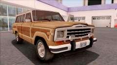Jeep Grand Wagoneer 1991 for GTA San Andreas