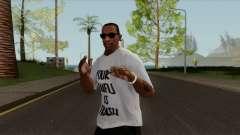 Your Waifu is Trash T-Shirt for GTA San Andreas