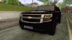 Chevrolet Suburban FBI 2015 for GTA San Andreas