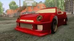 GTA 5 - Vapid GB200 for GTA San Andreas