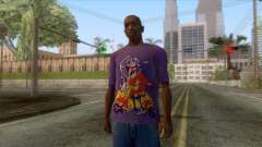 Shantae T-Shirt 2 for GTA San Andreas