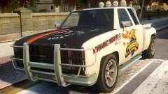Bobcat Super 4X4 for GTA 4