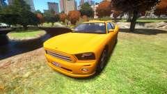 Bravado Buffalo Standard V6 for GTA 4