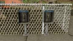 Public Telephone - HD Model for GTA San Andreas