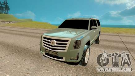 Cadillac Escalade 6.2 for GTA San Andreas