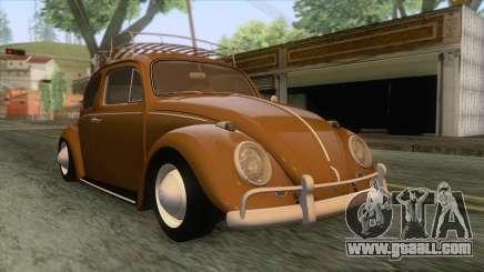 Volkswagen Beetle 1996 for GTA San Andreas