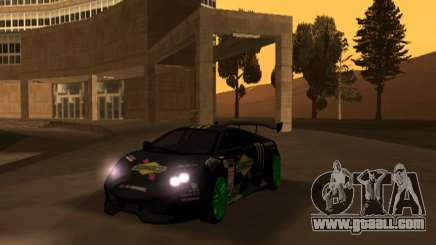 Lamborghini Daigo Saito for GTA San Andreas