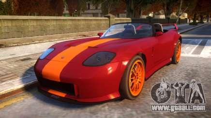 Little Banshee Wheel Mod for GTA 4