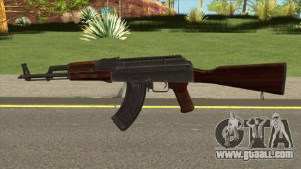 PUBG AK47 for GTA San Andreas