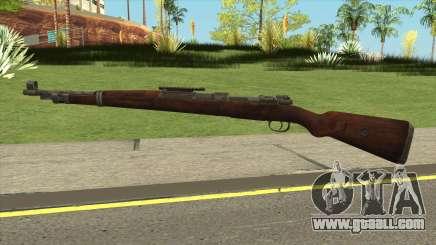 PUBG KAR98K for GTA San Andreas