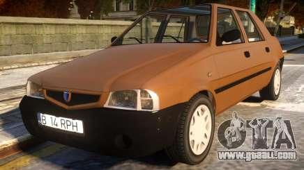 Dacia Solenza Plastic for GTA 4