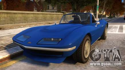 GTA V Invetero Coquette Classic for GTA 4