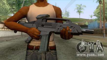 XM8 Compact Rifle Black for GTA San Andreas