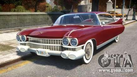 Cadillac Eldorado Classic for GTA 4