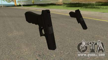 PUBG Glock 18C for GTA San Andreas