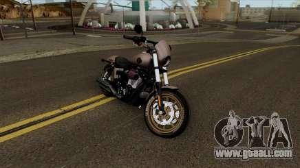 Harley-Davidson motorcycle mods - GTA San Andreas