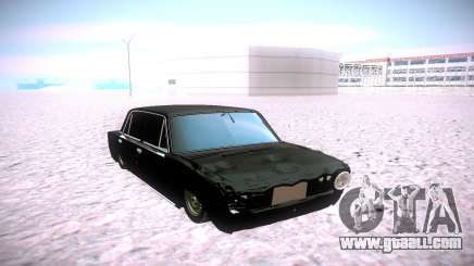 VAZ 2101 black for GTA San Andreas