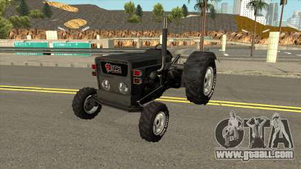BTR Tractor for GTA San Andreas