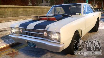 1968 Dodge Dart for GTA 4