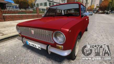 Lada 2101 Murat 124 for GTA 4
