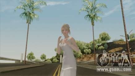 Grand Theft Auto Wedding Dress