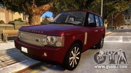 Land Rover Range Rover 2009 Baku Style for GTA 4