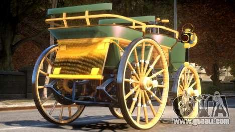 Daimler Benz 1886 V.1.2 for GTA 4