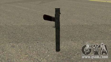 Welrod MK IIA for GTA San Andreas