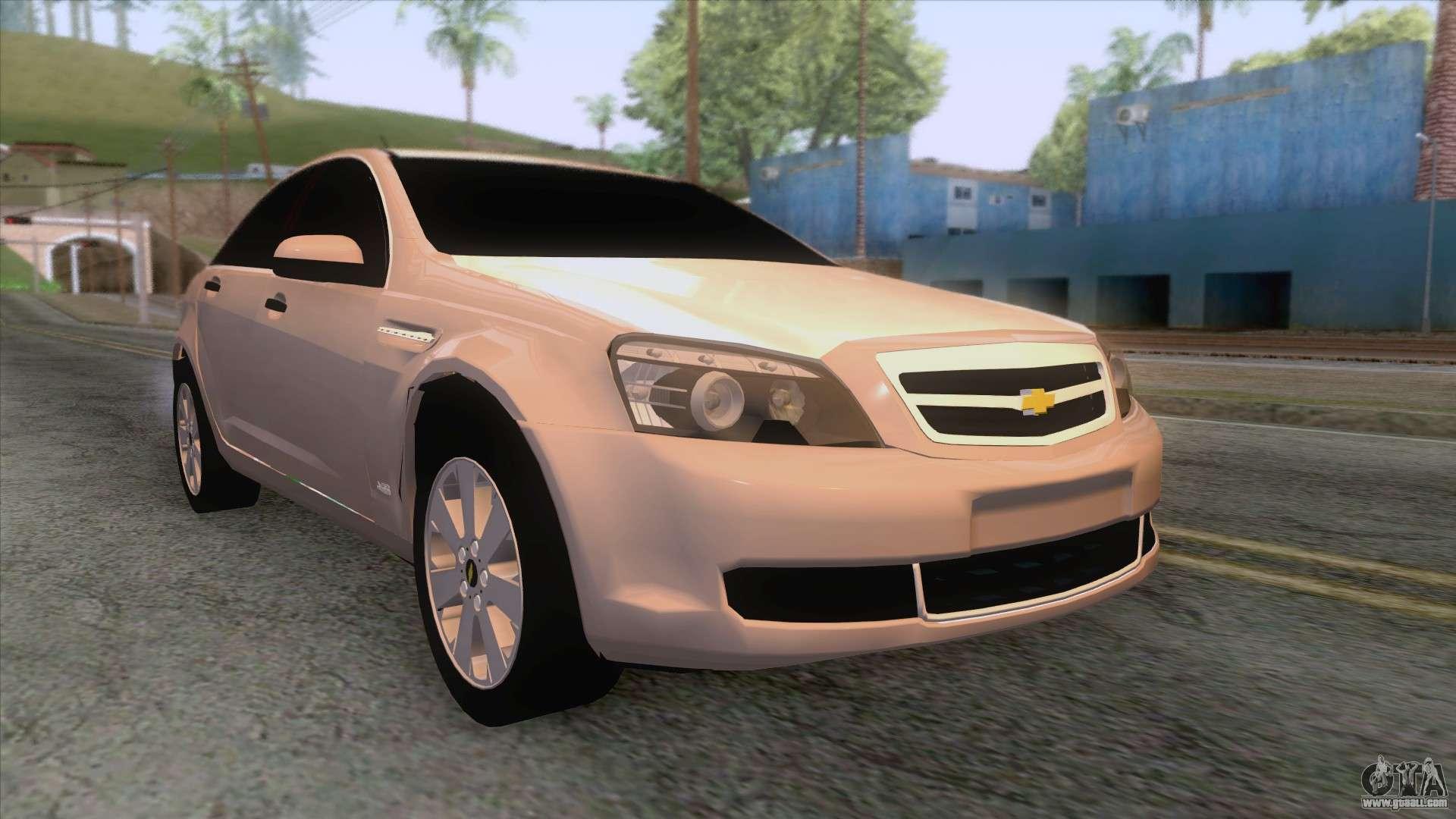 bestbewerteter Beamter Rabatt-Verkauf tolle Auswahl Chevrolet Caprice LTZ 2010 for GTA San Andreas