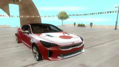 Kia Stinger GT for GTA San Andreas