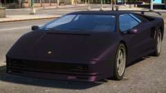 Pegassi Infernus Pop-Up Lights Down for GTA 4