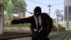 GTA Online Random Robbery Skin for GTA San Andreas