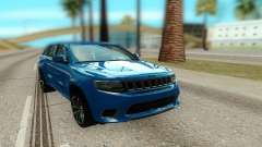 Jeep Grand Cherokee SRT for GTA San Andreas