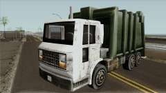 Old 01 Dirty Trashmaster for GTA San Andreas