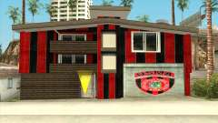 Usma Club House In Santa Maria Beach for GTA San Andreas