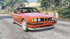 BMW M5 sedan (E34) [add-on] for GTA 5