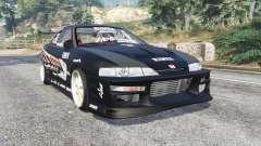Honda Integra Type-R 1998 tuned v1.1 [replace] for GTA 5