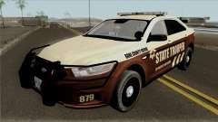 Ford Taurus 2013 Bone County Police