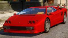 Pegassi Infernus Pop-Up Lights Up for GTA 4