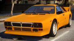 Lancia 037 Stradale v1.1 for GTA 4