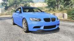 BMW M3 GTS (E92) 2010 BBS rims [add-on]