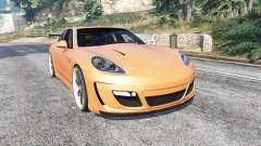 Porsche Panamera Turbo (970) v1.1 [replace] for GTA 5