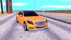 Mercedes-Benz Maybach W222 for GTA San Andreas