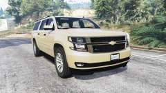 Chevrolet Suburban Unmarked Police [replace]