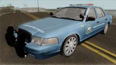Ford Crown Victoria US Navy Military Police for GTA San Andreas