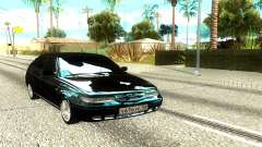 Lada 112 Black Edition for GTA San Andreas