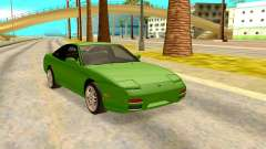 Nissan 180SX for GTA San Andreas