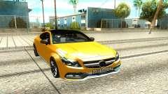 Mercedes-Benz AMG C63 for GTA San Andreas