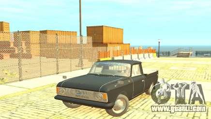 IZH 27151 Pickup for GTA 4