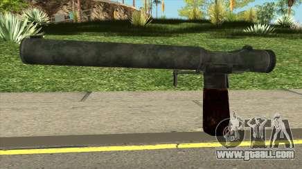 Welrod MK IIA for GTA San Andreas